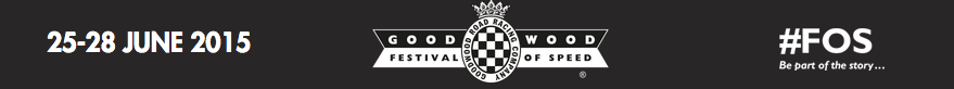 goodwood festival of speed travel by chauffeur